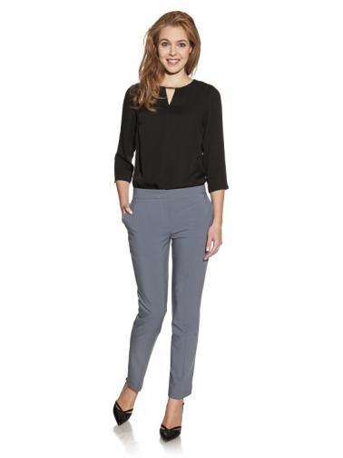 AMBIGANTE Dámské kalhoty ASO0001_grey