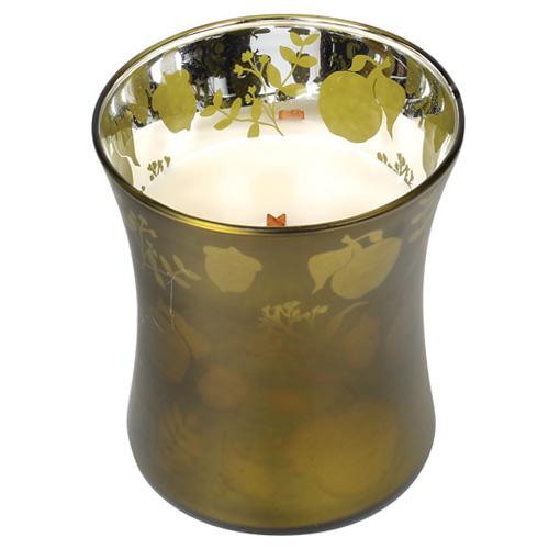 WoodWick Svíčka oválná váza WoodWick Košík jablek 869661