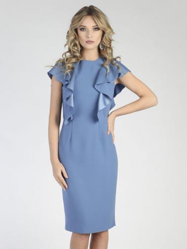 Grazia Dámské šaty GR17S PFD1018_BLUE