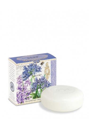 Michel Design Works Luxusní hydratační mýdlo - Růžové květy SOAM051