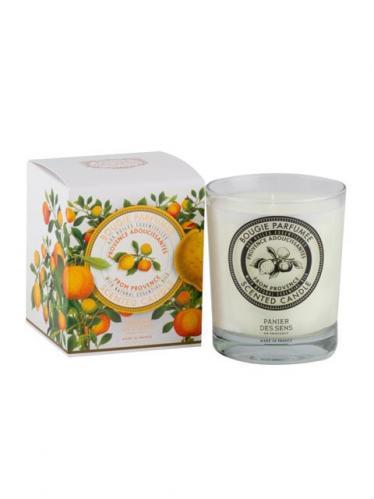 Panier des Sens Vonná svíčka ve skle - Provence 180 g, ESS30002