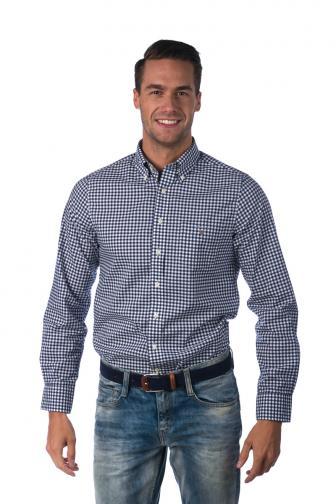 Gant Košile 300062_aw15 S tmavě modrá