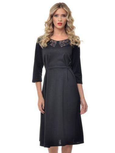 Natalee Dámské šaty RN109_black