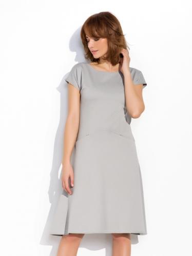 Numinou Dámské šaty NU_nu08-grey