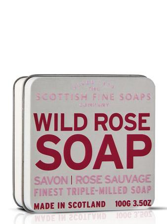 Scottish Fine Soaps Mýdlo v plechové krabičce A01168