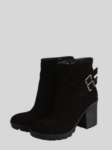 Onouqo Dámské kotníčkové boty ONQ1096_BLACK