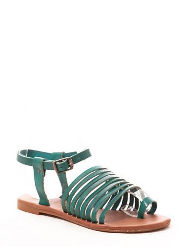 Gio&Mi Dámské sandály Z28KDM_PETROL