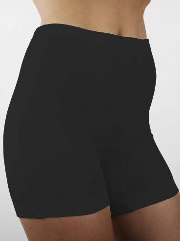 AB Tricot Dámské kalhotky RDM 006 S SHORTY BLACK SET OF 2 (2 kusy)