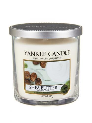 Yankee candle Svíčka ve skleněné dóze - Bambucké máslo 856053