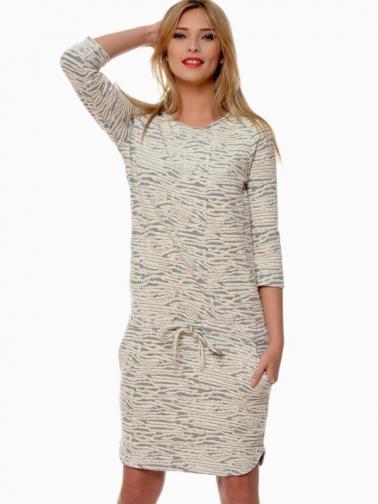 Natalee Dámské šaty RLN32_cream