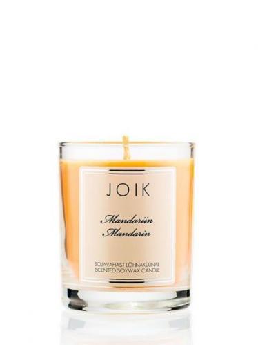 JOIK Vonná svíčka ve skle - Mandarinka 024