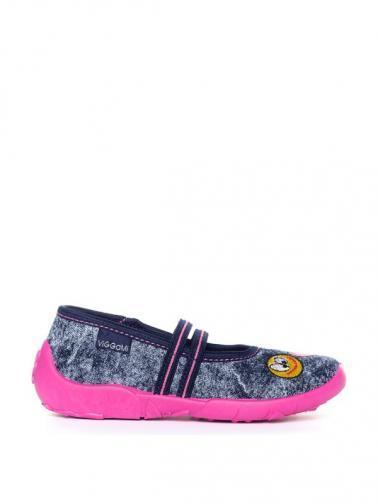 Little Lemon Bear Dětská obuv OLGA HAFT NR 28_grey mix