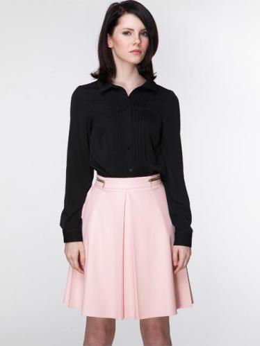 AMBIGANTE Dámská sukně - ASP0007 pink