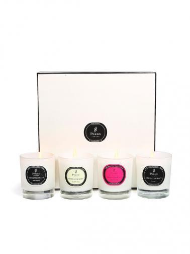 Parks London Deluxe kolekce se 4 svíčkami LU01
