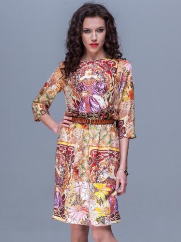 Jet Dámské šaty 1060-3024_print
