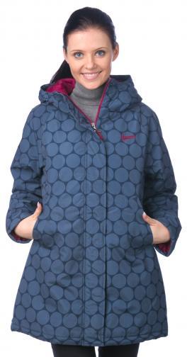 Brakeburn Dámský kabát BBLJKT01063F15_aw15 modrá