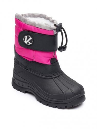 Kimberfeel Dětské sněhule MONREAL FUSHIA 7c0c3dbd7fd