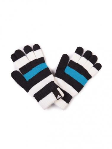 ee9d87480f6 adidas Dámské rukavice ADIDAS STRIPED GLOVES M66615  white