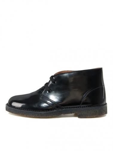 Onako Dámské kotníkové boty 520_NERO
