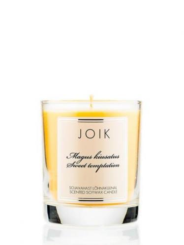 JOIK Vonná svíčka ve skle - Sladké pokušení 033