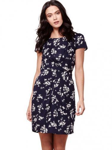 Yumi Dámské šaty YD000360_NAVY