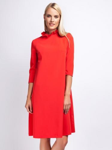 Naoko Dámské šaty AT80_RED