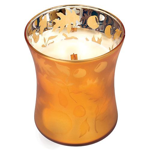 WoodWick Svíčka oválná váza WoodWick Máslová dýně 869660