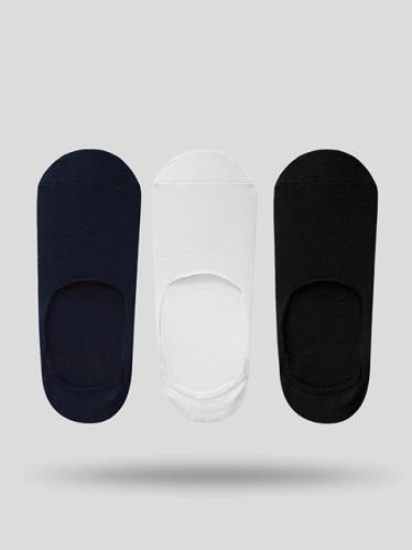 John Frank Set pánských ponožek - 3 ks JF3NS17S02_MULTICOLOR