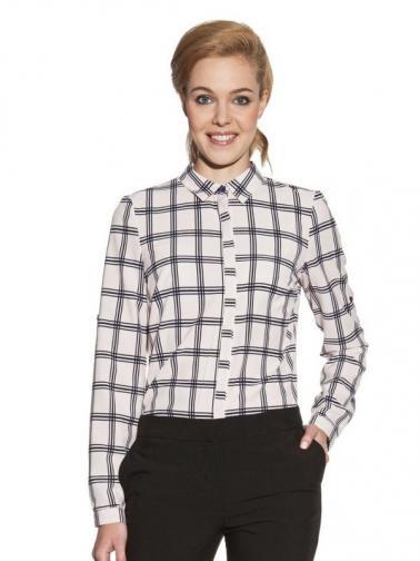 AMBIGANTE Dámská košile ABK0107_patterned