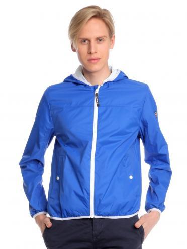 Pepe Jeans Pánská bunda Nigel_ss15 modrá
