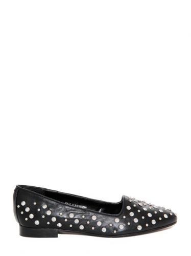 Eye shoes Dámská kožená obuv 1118201_MAIORCA NERO