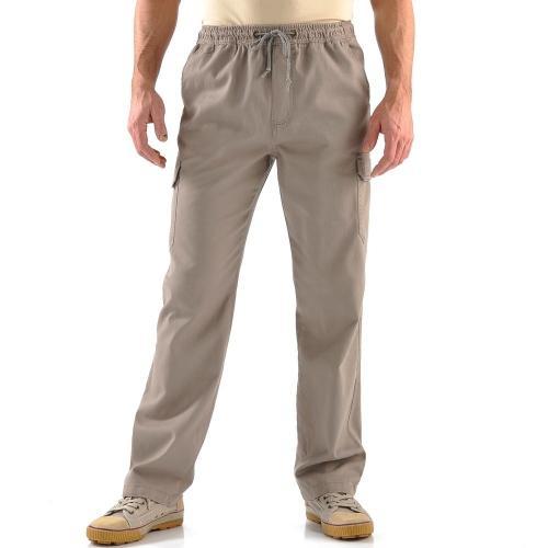 Blancheporte Kalhoty pro volný čas šedá