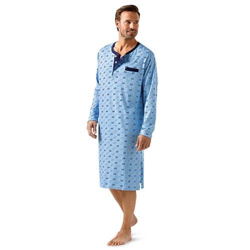 Blancheporte Noční košile modrá