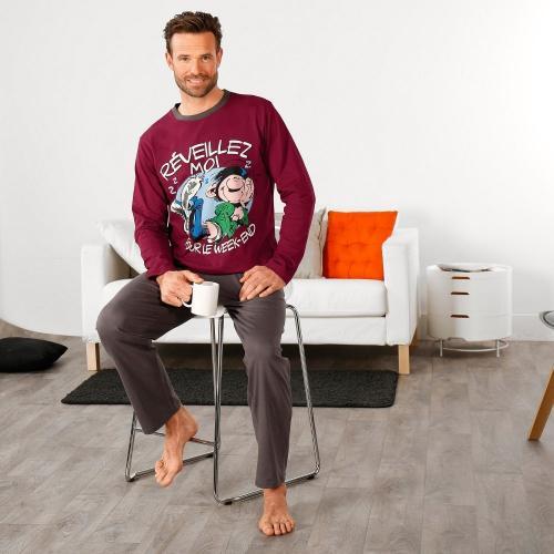 Blancheporte Pyžamo s dlouhými rukávy