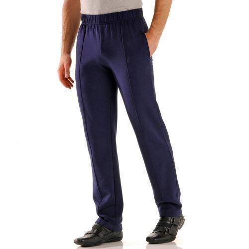 Blancheporte Kalhoty s podílem vlny nám. modrá