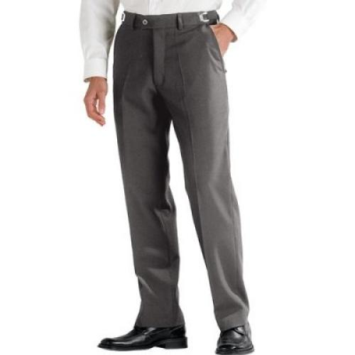 Blancheporte Kalhoty, 100% polyester, nastavitelný pas šedá