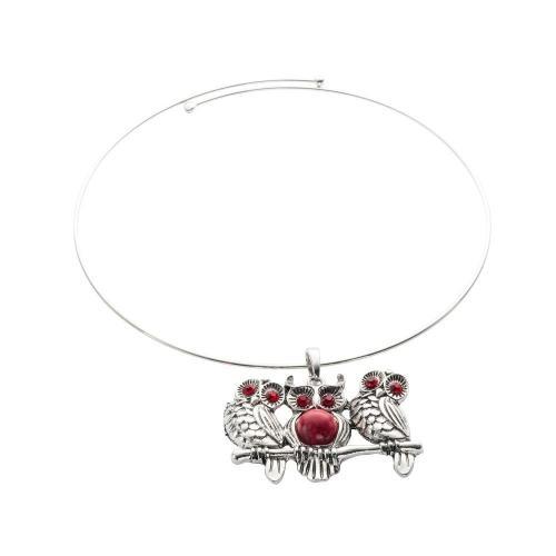 Blancheporte Pevný náhrdelník sova