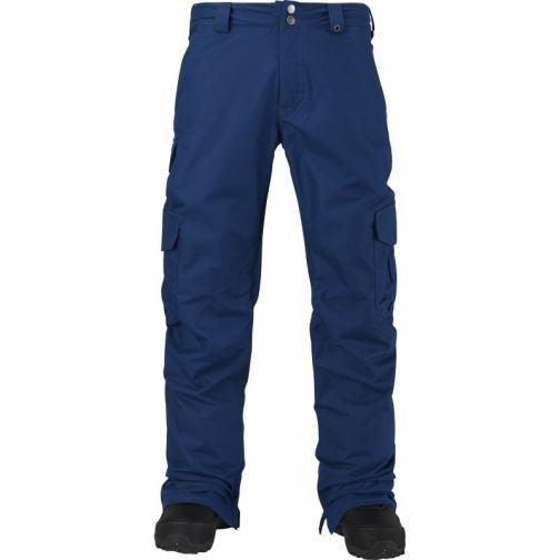 Burton cargo  - modrá