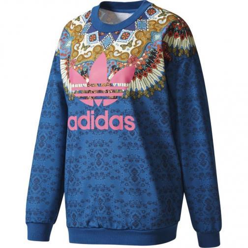 Adidas borbomix - modrá