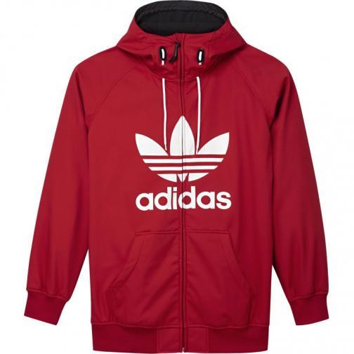 Adidas greeley - červená