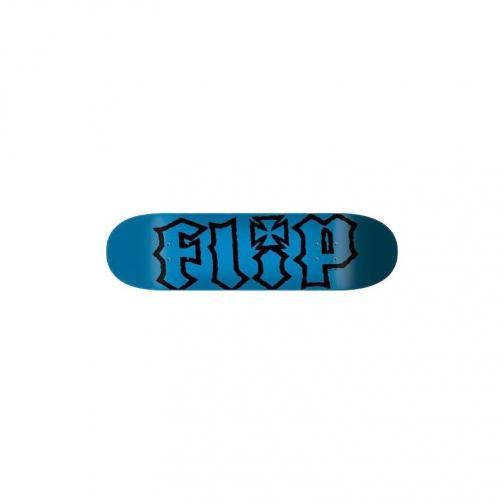 Flip decay - azurová