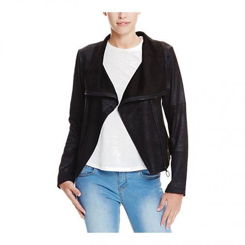 Bench jacket - černá