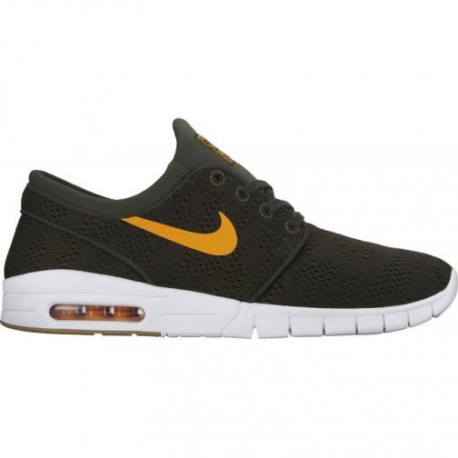 Nike stefan janoski max - černá