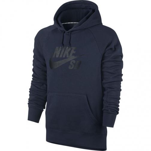 Nike icon - modrá