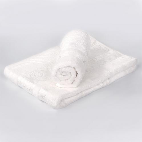 Bambusový ručník Bella - ecru 70x140 cm, 440 g/m2 Osuška