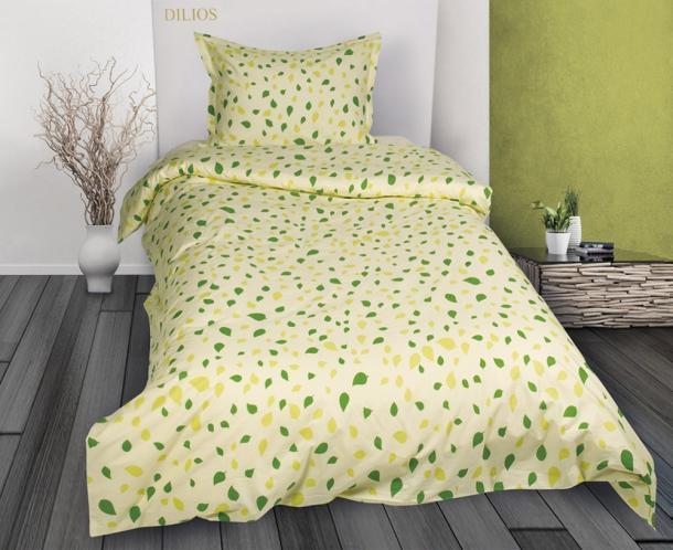 Povlečení Melinda Jednolůžko - standard, přikrývka: 1ks 140x200 cm, polštář: 1ks 90x70 cm bavlna