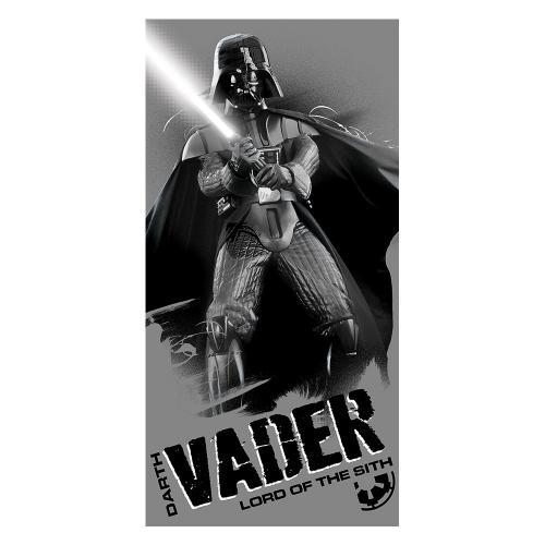 Dětská osuška Darth Vader 70x140 cm barevná