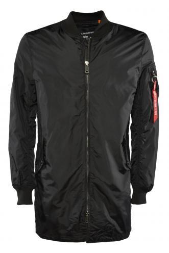 Alpha Industries MA-1 TT Coat Black