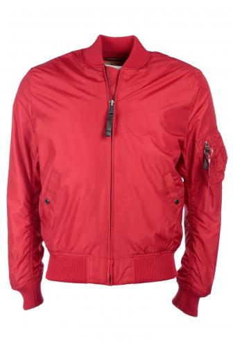 Alpha Industries MA-1 TT Speed Red Bomber Bunda