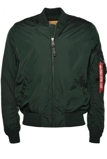Alpha Industries MA-1 TT Bomber Bunda Dark Petrol